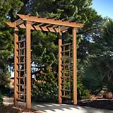 New England Arbors Carolina Composite Arbor