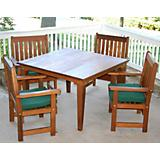 Cedar Get Together Dining Set