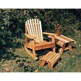 Cedar American Forest Adirondack Rocker Collection