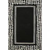 Sawgrass Mills Outdoor Alli Black Rug