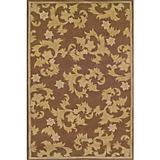 Sawgrass Mills Outdoor Chantilly Antique Brn Rug