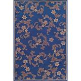 Sawgrass Mills Outdoor Chantilly Kings Blue Rug