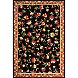Sawgrass Mills Outdoor Covington Black Rug