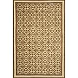 Sawgrass Mills Outdoor Estate Antique Brown Rug