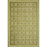 Sawgrass Mills Outdoor Estate Pesto Rug