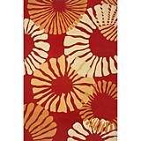 Sawgrass Mills Outdoor Fruit Cocktail Garnet Rug