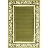 Sawgrass Mills Outdoor Grace Pesto Rug