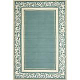 Sawgrass Mills Outdoor Grace Spruce Rug
