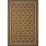 Sawgrass Mills Outdoor Illusion Brown Rug