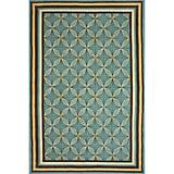 Sawgrass Mills Outdoor Illusion Spruce Rug