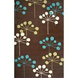 Sawgrass Mills Outdoor Juneberry Choco Rug