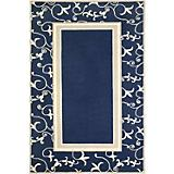 Sawgrass Mills Outdoor Penelope Kings Blue Rug
