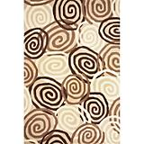 Sawgrass Mills Outdoor Pogo Antique Brown Rug