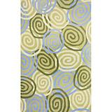 Sawgrass Mills Outdoor Pogo Citron Rug