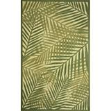 Sawgrass Mills Outdoor Sea Island Green Rug
