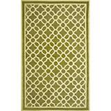 Sawgrass Mills Outdoor Watermark Pesto Rug