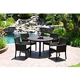 Di jon 5 Piece Dining Set