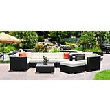 Di jon 8 Pc Sectional Set