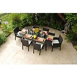Maxime 7 Pc Dining Set
