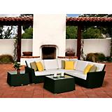 Maxime 7 Pc Sectional Set