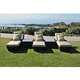 Maxime 5 Pc Lounge Set
