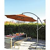 Coolaroo Cantilever Umbrella Terra Cotta