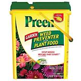 Preen Garden Weed Preventer Plus Plant Food 16 lbs