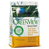 Greenview Turf Type Tall Fescue Sun Shade Blend