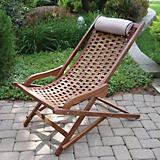 Outdoor Interiors Original Swing Lounger W/ Pillow
