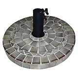 Outdoor Interiors Speckled Hen Umbrella Base