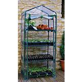 Gardman Rainbow 4 Tier Mini Greenhouse