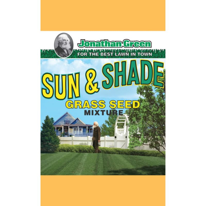 Jonathan Green Sun And Shade Grass Seed Mix 15 lb