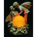 Echo Valley Kissing Solar Fairies Antique Ivory