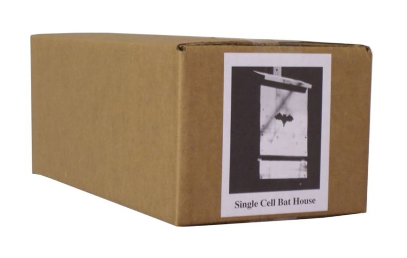 Stovall Single Cell Bat House Kit (SP3K 894259002614 Wild Bird Supplies Bird Houses) photo