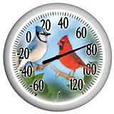 Springfield Birds Patio Thermometer