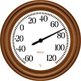 Springfield Decorative Thermometer Bronze