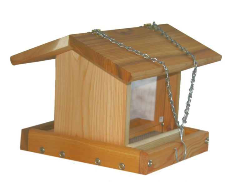 Stovall 5 lb Hanging Bird Feeder (SP1FP 894259002034 Wild Bird Supplies Bird Feeders) photo
