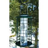 Varicraft 2Qt Mixed Seed Feeder With Wire Cage