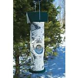 Varicraft Birch Log Mixed Seed Feeder 2 lbs