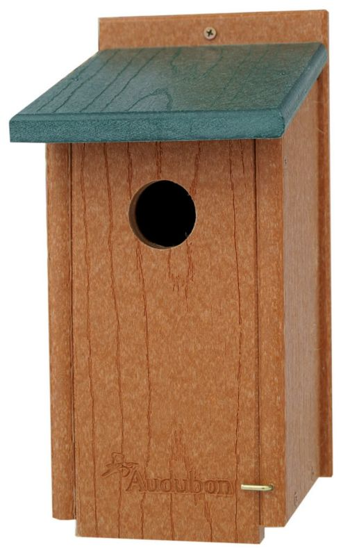 Woodlink Audubon Going Green Bluebird House (WLLNAGGBB 715038308409 Wild Bird Supplies Bird Houses) photo