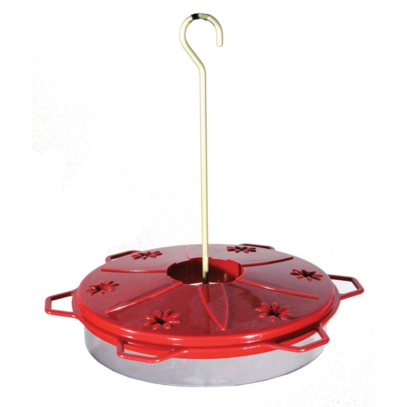 Woodlink Audubon Classic Hummingbird Feeder (WLLNAH1 715038304227 Wild Bird Supplies Bird Feeders) photo
