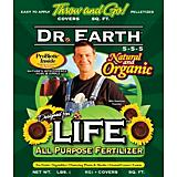 Dr Earth Life All Purpose Peletizd Fertilizer