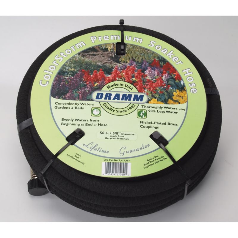 Dramm Color Storm Soaker Hose 50ft
