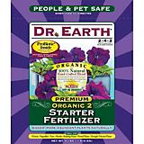 Dr Earth 4 lbs Organic 2 Starter N Fertlizer Poly