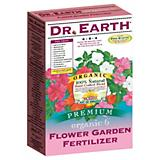 Dr Earth 4 lbs 6 Flower Garden Fertilizer Boxed