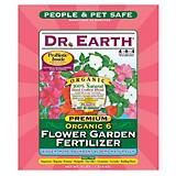 Dr Earth 4 lbs 6 Flower Garden Fertilizer