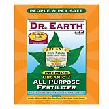 Dr Earth 4 lbs Orgnc 7 All Purpose Fertilizer