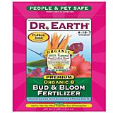 Dr Earth 4 lbs Orgnc 8 Bud And Bloom Fertilizer