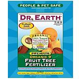Dr Earth 4 lbs Orgnc 9 Fruit Tree Fertilizer