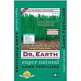 Dr Earth Super Natural Lawn Fertilizer 18 lbs